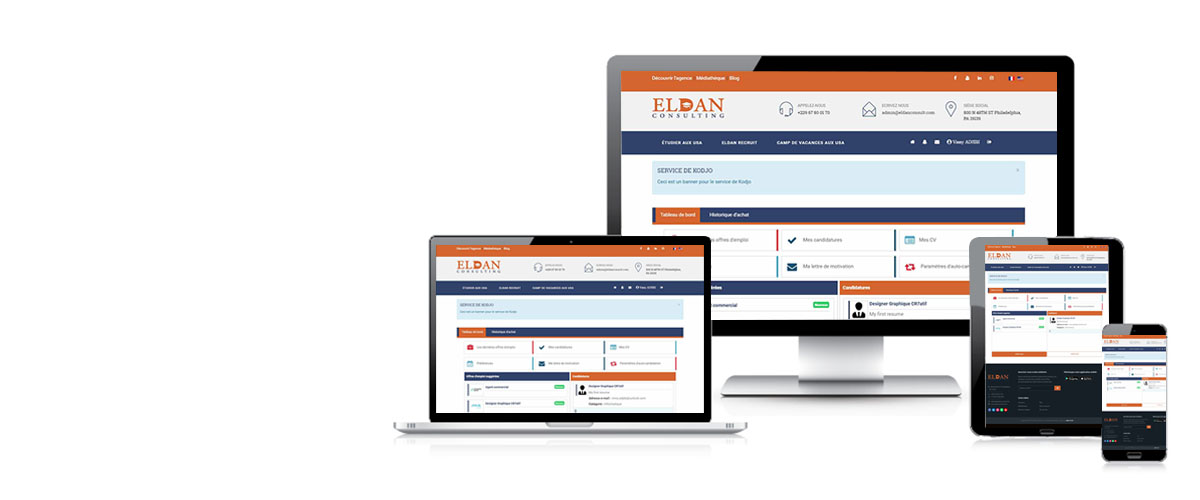 Eldan Consulting, leading educational consultancy firm.